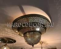 Люстра в восточном стиле из Марокко арт.MAR-213