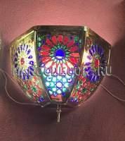 Настенный светильник в марокканском стиле арт.MAROC-76