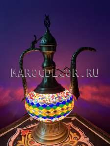 Настольная лампа-афтаба арт.EWR-228
