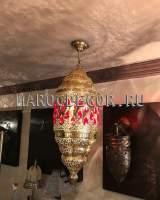 Восточный подвесной светильник картинка МАРОКДекор