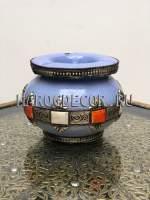 Марокканская керамическая пепельница арт.Сеnt-11, в наличии