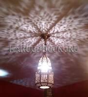Марокканский подвесной фонарь арт.MAROC-70