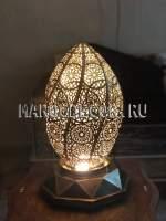Дизайнерская марокканская лампа арт.FLEUR