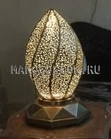 Дизайнерская марокканская лампа арт.MAROC-26