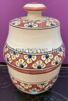Керамическая ваза арт. VL-02