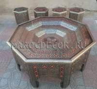 Стол в гостиную арт. Marrakech-100