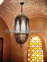 Марокканский фонарь арт.MAROC-89