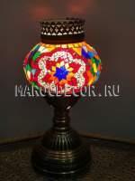 Восточная лампа стиль мозаика арт.TM-012/6