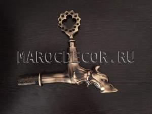 Кран для хамама арт. KR-09