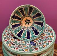 Керамическая пиала из Марокко арт. BL-21
