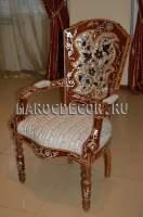 Восточное кресло арт.MAR-123
