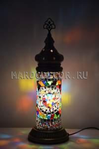 Турецкая мозаичная лампа арт. СLM-1540/4 в наличии