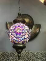 Подвесной светильник мозаика арт.HM-30