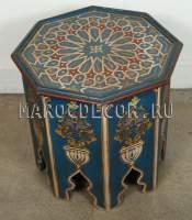 Журнальный столик из дерева арт.MARRAKECH-94