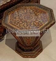 Резной стол арт. Marrakech-99