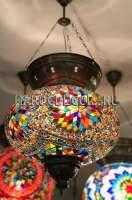 Подвесной светильник мозаика арт. HM-035/r