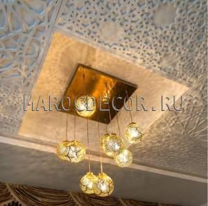 Марокканская люстра арт. Lant-106