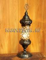 Настольная лампа в восточном стиле арт.T-115-2-8