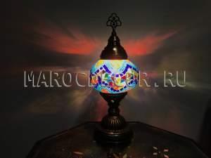 Настольная лампа в восточном стиле арт.TM-014/u