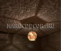 Светильники Марокко