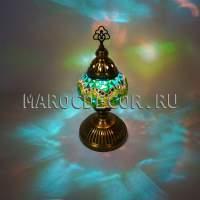 Лампа восточная из мозаики арт.TM-014/v