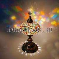 Восточная мозаичная лампа арт.TM-014/j