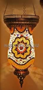 Светильник мозаичный подвесной арт. НМ-023
