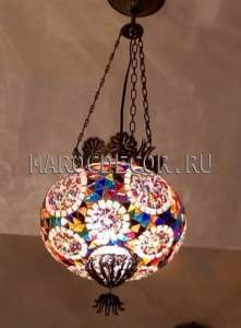 Светильник мозаичный арт.НМ-022