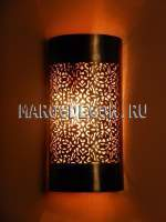 Светильник в восточном стиле для хамама арт.119