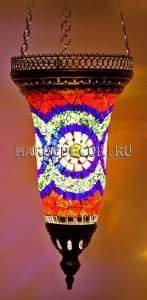 Светильник мозаичный подвесной арт. НМ-018