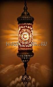 Светильник мозаичный подвесной арт. НМ-016F