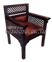 Кресло в восточном стиле арт.MAR-11
