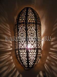 Светильник для хамама арт.56