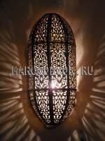 Настенный марокканский светильник