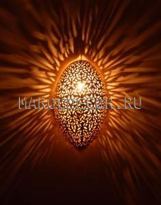 Светильник для хамама арт.152