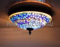Светильник  мозаичный потолочный арт.СМ-030