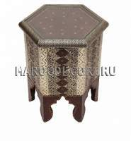 Марокканский кофейный столик арт.BR-038