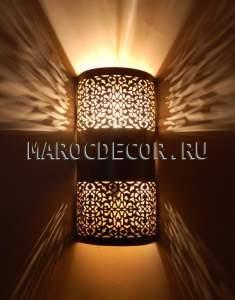 Светильник для хамама арт.150