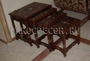 Восточный столик арт. Tb-48