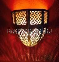 Восточный светильник для хамама арт.230