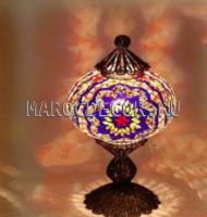 Восточная мозаичная лампа арт.TFM-022