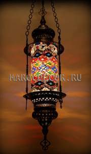 Светильник мозаичный подвесной арт. НМ-023K