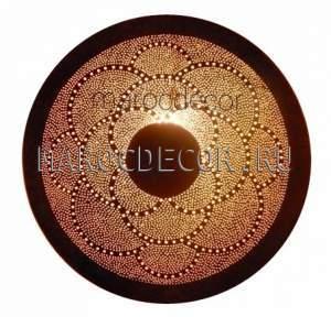 Марокканский светильник настенный арт.156