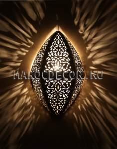Светильник для хамама арт.142