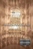 Подвесной стеклянный светильник арт.HCH-30