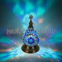Лампа настольная мозаика арт.MM-K01