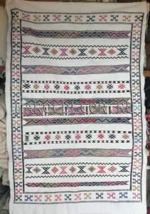 Марокканский ковер ручной работы 240х165 см арт.BR-49