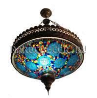 Люстра подвесная мозаичная арт. PLM-050B