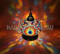 Турецкая мозаичная лампа арт.MM-NO3B