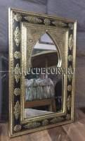 Зеркало в восточном стиле с аркой арт.SR-64